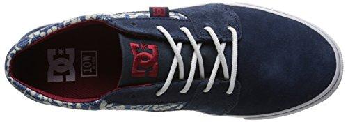 DC TONIKSE J 4DW Damen Sneakers Blau (DARK DENIM/WHITE-4DW)