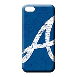iphone 5 5s Abstact Slim Fit Back Covers Snap On Cases For phone phone cover skin atlanta braves mlb baseball