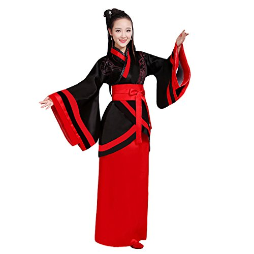 Ez-sofei Women's/Girls Ancient Chinese Traditional Costumes (Chinese Lady Costume)