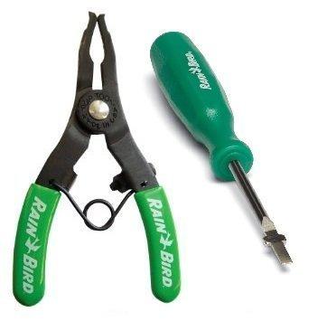 (RainBird Sprinkler Tools Rotor Tool & Spray Head Tool)