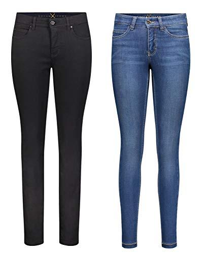 d569 MAC Jeans D999 Femme Uni qngqZrf