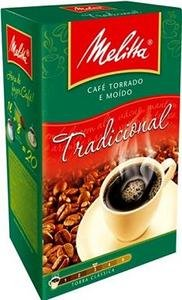 Melitta Traditional Coffee - Café Melitta Tradicional - 500g