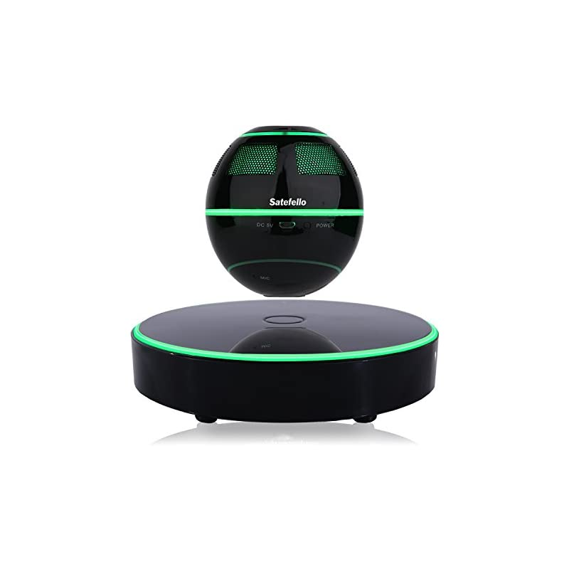 Levitating Bluetooth Speaker, Satefello