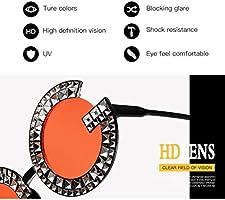HLifuz Muchos Tipos Nuevo Diamante Grande Gafas de Sol ...