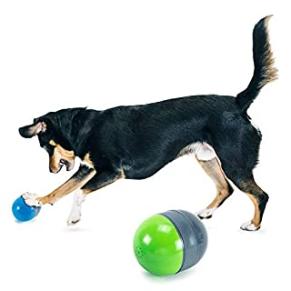 PetSafe Ricochet Electronic Dog Toys, Interactive Sound Game for Pets, PTY00-16416