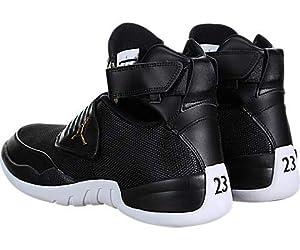 a3ea8c8743911c ... Nike Men s Jordan Generation 23 Black   - White Ankle-. upc  884498437575 product image1. upc 884498437575 product image2. upc  884498437575 product ...