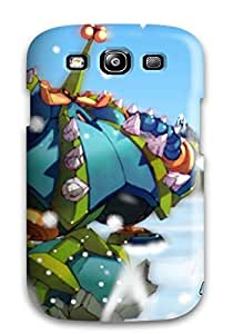 Hot WEzqpqR5120teyXB Case Cover Protector For Galaxy S3- Mega Man Video Game Other