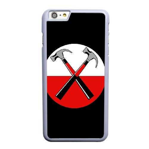 Coque,Coque iphone 6 6S 4.7 pouce Case Coque, Pink Floyd The Wall Hammer Symbol Cover For Coque iphone 6 6S 4.7 pouce Cell Phone Case Cover blanc