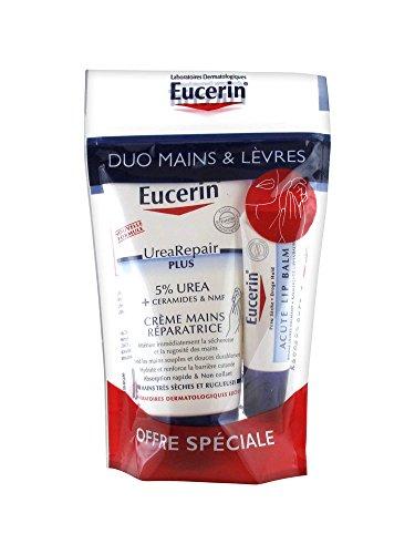 Eucerin UreaRepair PLUS 5% Urea Repairing Hand Cream 75ml +