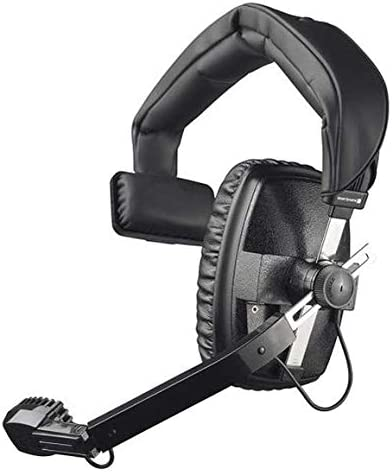 【国内正規品】 beyerdynamic ベイヤーダイナミック ヘッドセット DT108 200/400Ω Black 片耳ヘッドセット