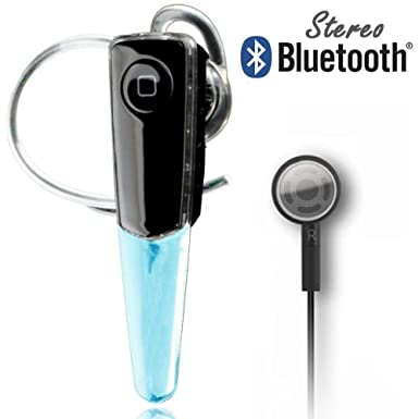 Fineblue A2DP estéreo inalámbricos nuevo auricular Bluetooth + de voz música para Apple iPhone 5s 5c