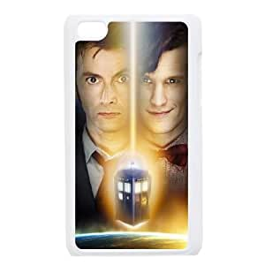 Doctor Who iPod Touch 4 Case White Personalized Phone Case LK535S73S