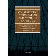 Construction Adjudication and Payments Casebook