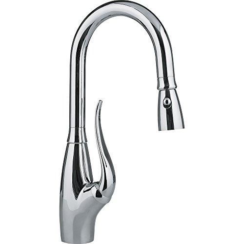 Franke Chrome Dual Faucet - 7