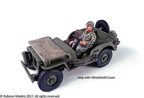 Amazon.com: Willys MB 1/4 Ton 4 x 4 Truck (US Standard ...
