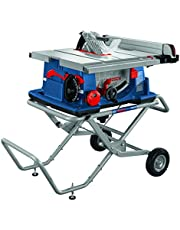 Bosch Power Tools Tablesaw 4100-10 - Worksite 10 Inch Table Saw with Gravity-Rise Wheeled Stand