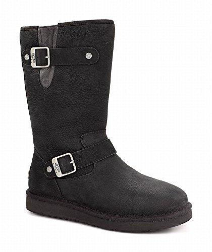 UGG Australia Womens Sutter Boot Black Size 5