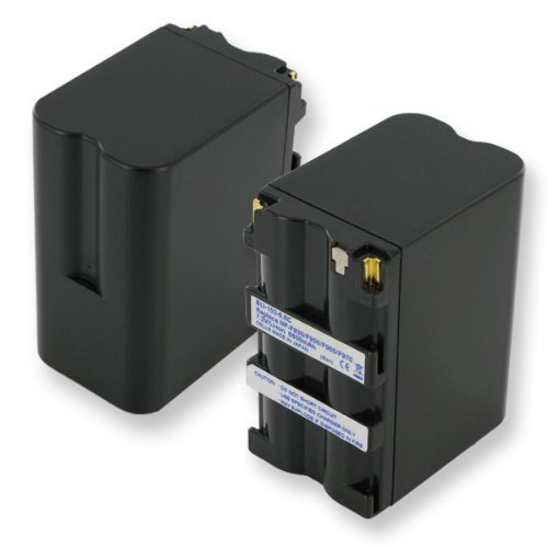 6600mA, 7.2V Replacement Li-Ion Battery for Sony NP-F970 Video Cameras - Empire Scientific #BLI-153-6.6C by Empire Scientific