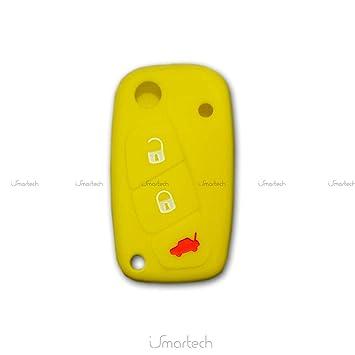 ismartech Cover Coloreada Protector de Silicona Suave para ...