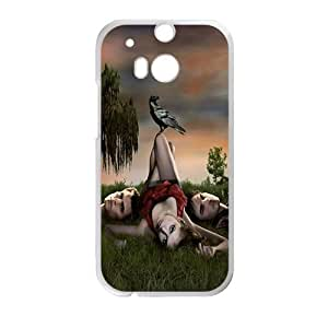 vampirski dnevnici Phone Case for HTC One M8