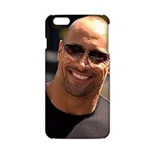 jason statham and dwayne johnson 3D Phone Case for iPhone 6 Plus