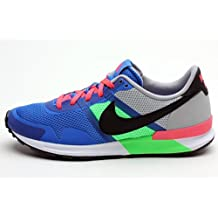 Nike Mens Air Pegasus 83/30 ROYAL BLUE/SILVER/POISON GREEN/BLACK 599482-401 12