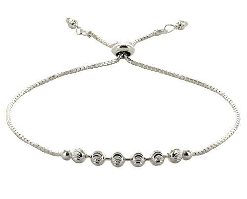 Bar 925 Sterling Silver Bracelet - 3