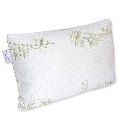Bamboo Sleep Premium Pillows, 2-pack (Best One-Piece Memory Foam Pillow)