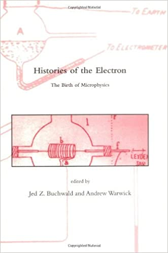 Histories of the Electron: The Birth of Microphysics (Dibner Institute Studies in the History of Science and Technology Series)
