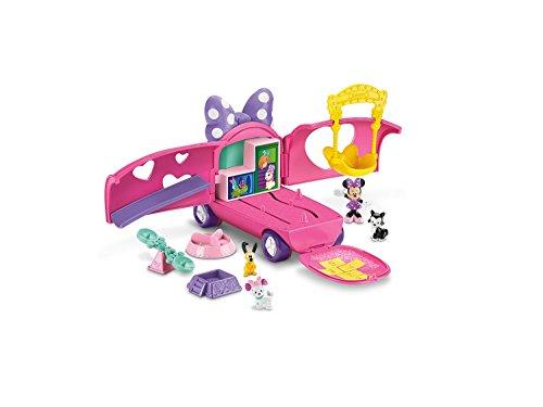 Fisher-Price Disney Minnie, Pet Tour Van]()