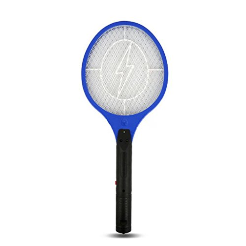 AOBRITON Portable Bug Zapper Mosquito Killer Electric Tennis Racket Insect Killer Pest Control by AOBRITON