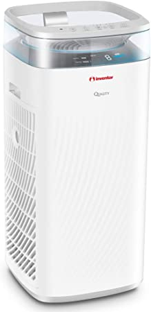 Inventor Quality QLT-500, Purificador de Aire con Doble Filtro ...