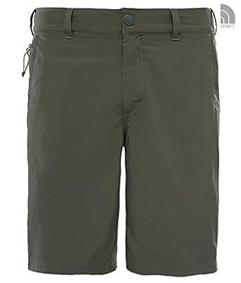 The North Face M Tanken Short Pantalón Corto Hombre Verde