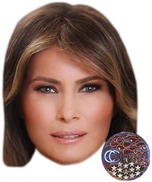Melania Trump Celebrity Face Mask