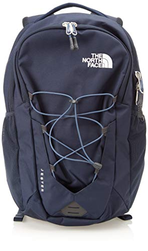 The North Face Unisex Jester Backpack Shady Blue/Urban Navy One Size