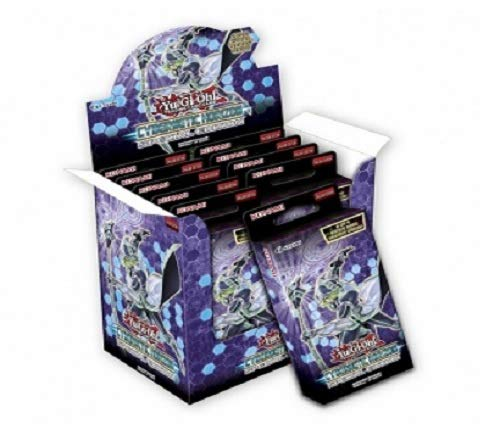 Yu-Gi-Oh! Cybernetic Horizon Special Edition Deck Display Box (10 Unopened Sealed Decks)