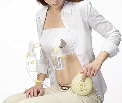 Medela/Brassi/ère pour tirage du lait Talla S blanc