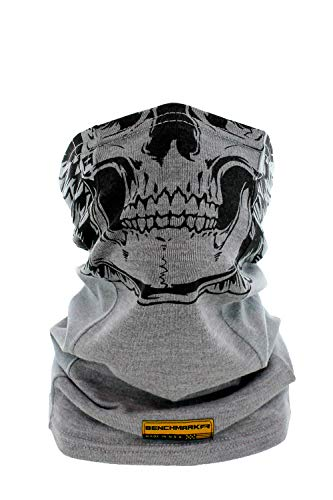 Flame Resistant Face Mask Neck Gaiter, USA Made, 6.4 Cal, Lightweight, Soft - Up Warm Approach Jacket