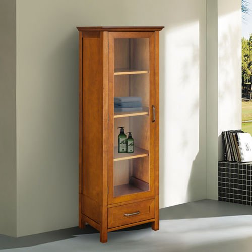Chamberlain Linen Tower Storage Cabinet (Chamberlain Collection)
