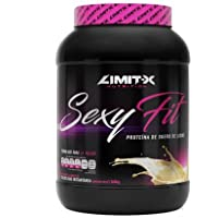LIMIT-X Nutrition SEXYFIT® Protein with Collagen and Folic Acid 3LB (Vanilla)