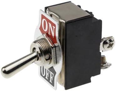 12V 25A ein-Aus-ein TASTER Kipptaster Kill Switch