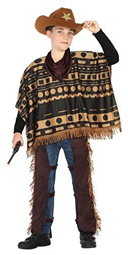 d097fc1b225ee Atosa Disfraz Vaquero 3 a 4 años 23211  Amazon.es  Juguetes y juegos