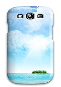 Cheap Snap On Case Cover Skin For Galaxy S3(sea Water Dreamy World)