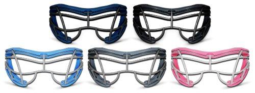 Harrow XV3 Field Hockey/Lacrosse Goggle, Carolina Blue, One Size