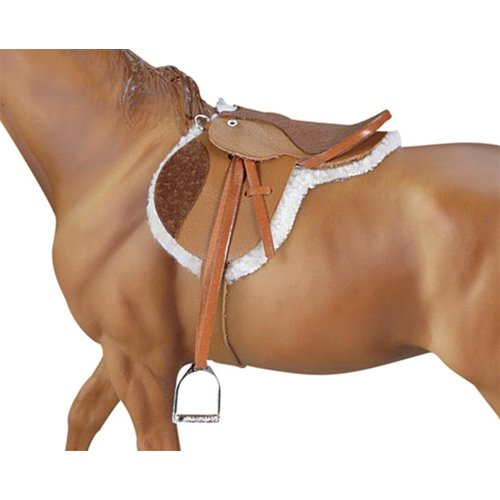 Breyer Traditional Devon Hunt Seat Saddle Horse Toy Accessory