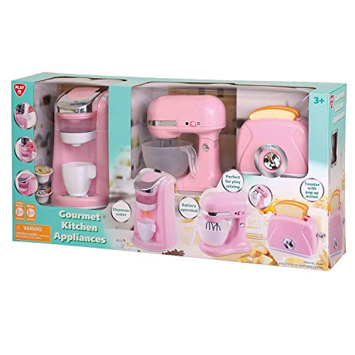 Gourmet Kitchen Appliances Pink