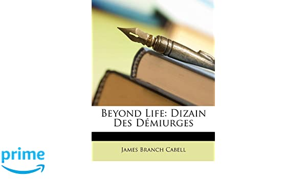 james branch cabell beyond life