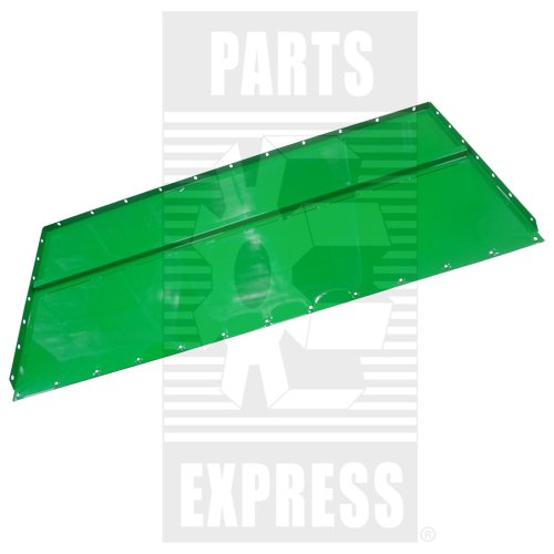AH96541 - Parts Express, Rear Feeder House Bottom Sheet ()
