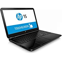 HP 15-r134cl 15.6 Touchsmart Laptop, Intel Core i3-4005u, 6GB Memory, 1TB Hard Drive, Windows 8.1