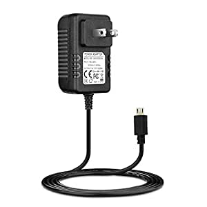 Berls 5V 2.5A 3A Power Supply Adapter USB Micro Charger for Raspberry Pi 3, Raspberry Pi 2, Raspberry Pi 3 Model B+